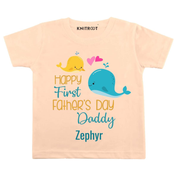 Happy first father's day wear