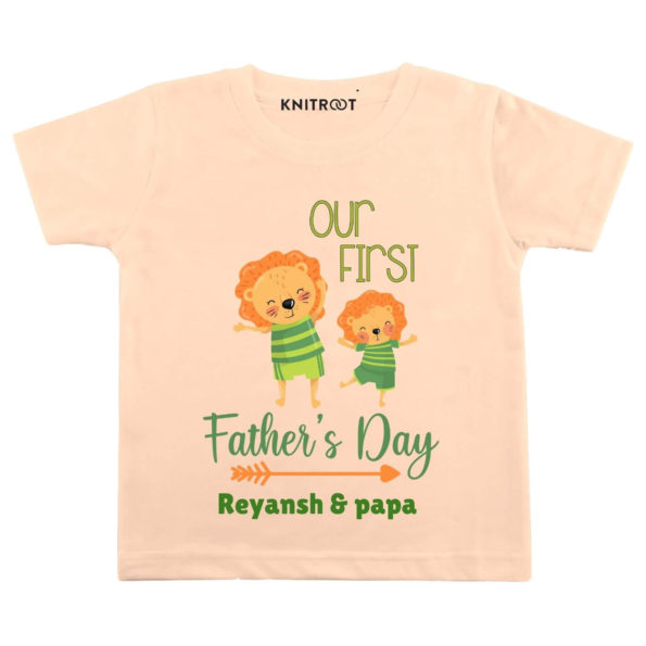 Our first father's day wear