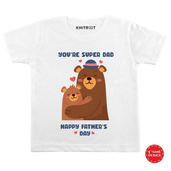 Super Dad Personalized Clothes