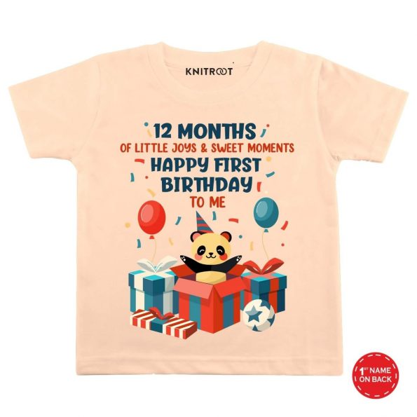 12 Months of Joys Outfit