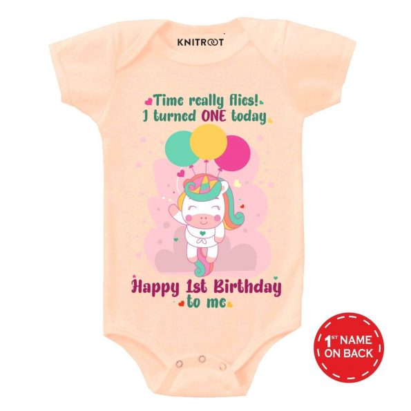 1st Birhtday Baby outfit