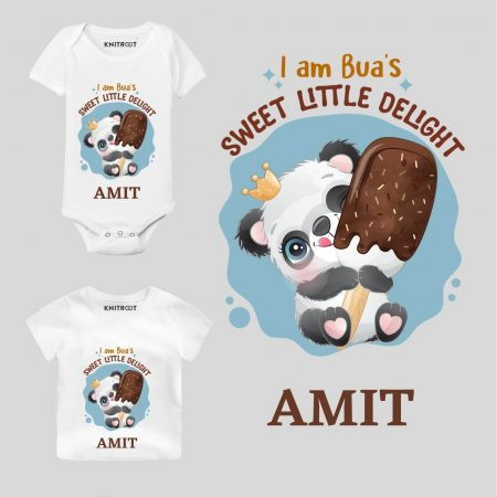 Bua's Delight Baby Outfit