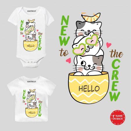 Cute Cats Baby Wear
