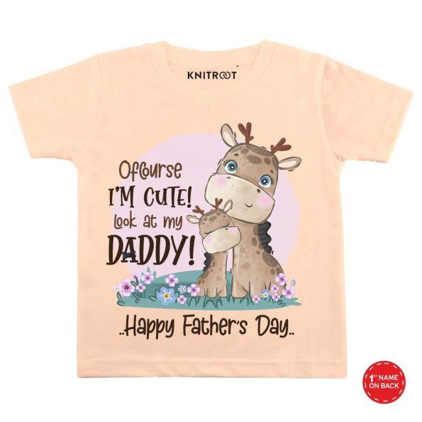 Cute Daddy pe t