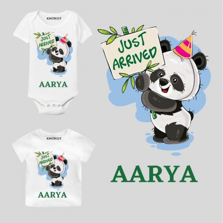 Just Arrived Baby Wear