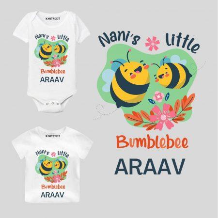Little Bumblebee baby wear
