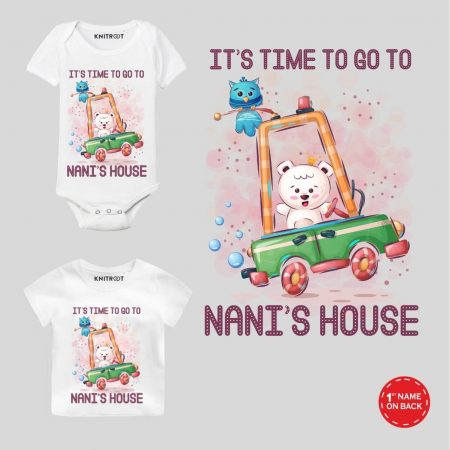 Nani's House Baby Outfit