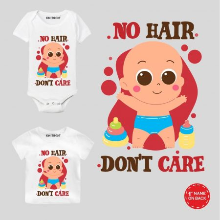 No Hair Personalized Wear