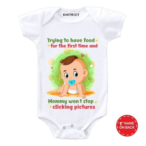 Photogenic Baby Outfit