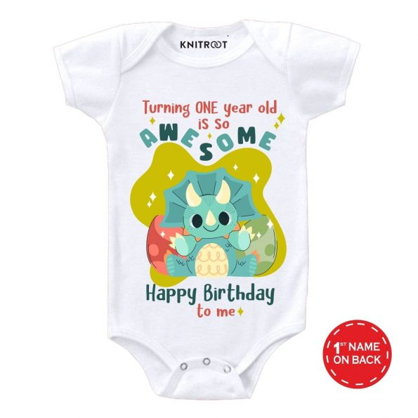Turning One Personalize wear