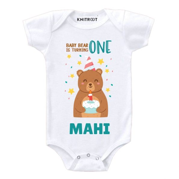 Turning One Personalized wear