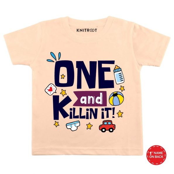 One and killing it pe t