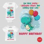 Birthday Wishes Baby Wear