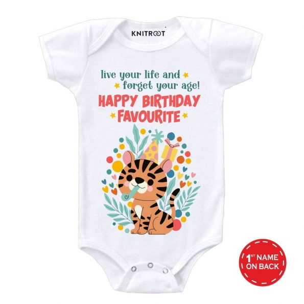 Live your life Baby Wear