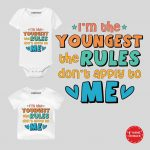 Youngest Rules don't Apply