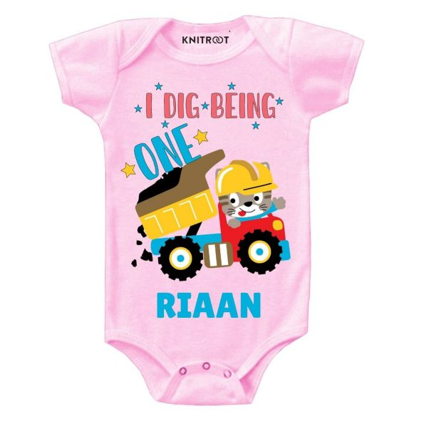 Being One Baby Outfit pi r