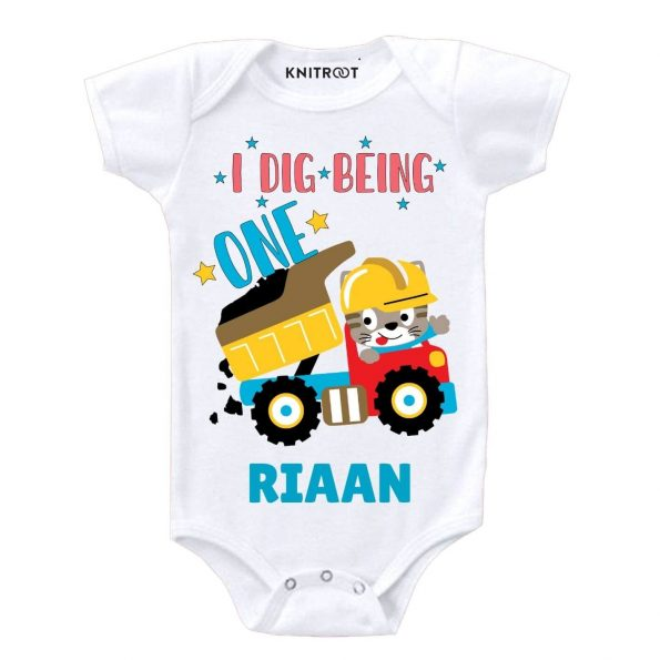 Being One Baby Outfit wr