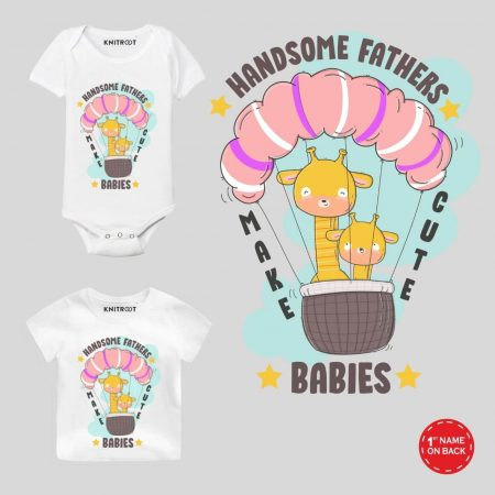 Fathers Cute Babies Clothes