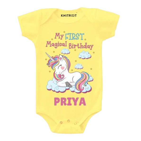 First Magical Baby Wear