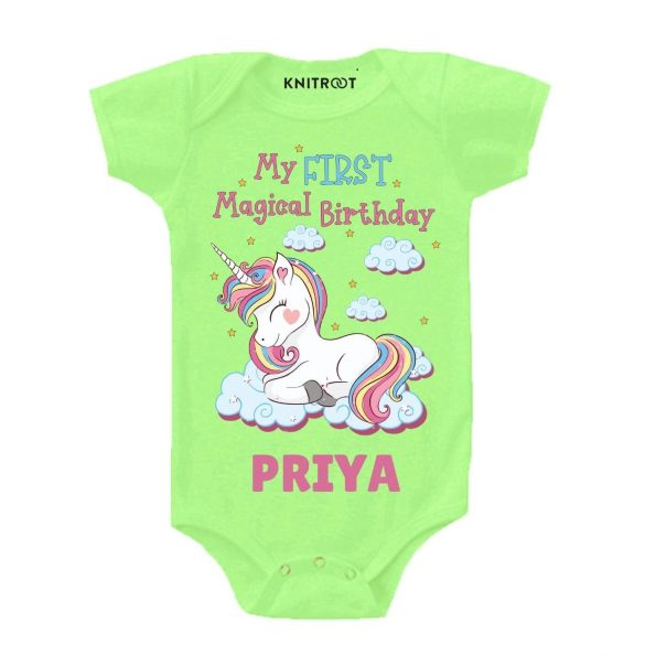First Magical Baby Wear g r