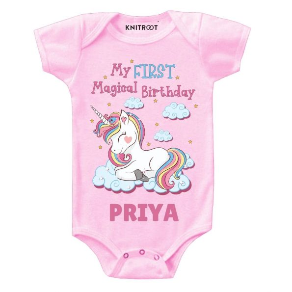 First Magical Baby Wear pi r
