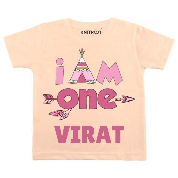 I'm One Onesie & Tshirt pe r