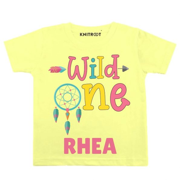 Wild One Baby Outfit