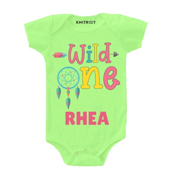 Wild One Baby Outfit g r